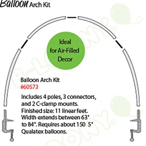 Qualatex Balloon Arch Kit