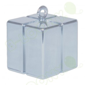 Gift Box Shaped Balloon Weights (110g)