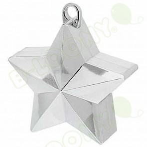 Amscan Star Shaped Balloon Weights (170g)