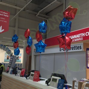 Point of Sale Balloons