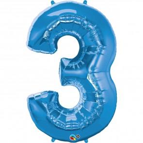 Number 3 - 34