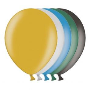 Pearlshine Latex Balloons