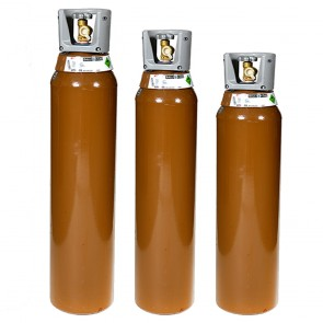 Medium (T) BOC Helium Gas Cylinder (3.6m³)