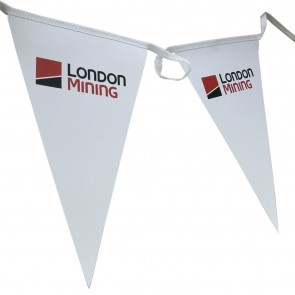 Printed Indoor Bunting