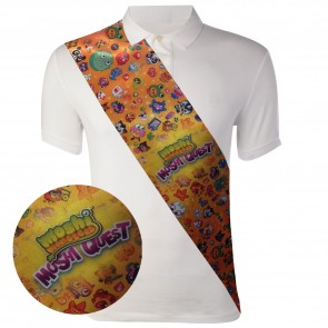 Digitally Printed Deluxe Sash in Full Colour