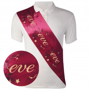 Deluxe Sash (Digitally Printed)