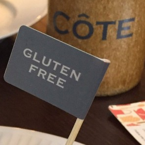 Gluten Free Food Flags for Allergen Labelling
