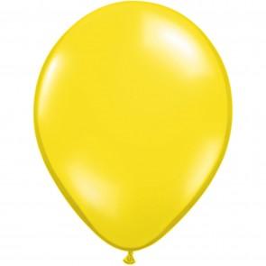 """5"""" Latex Balloon Citrine Yellow (Pack of 100)"""