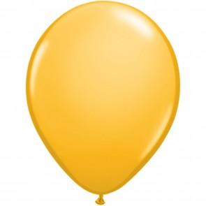 "5"" Latex Balloon Goldenrod (Pack of 100)"