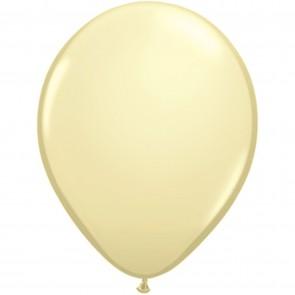 "5"" Latex Balloon Ivory Silk (Pack of 100)"