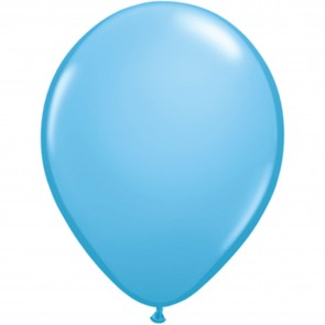 """5"""" Latex Balloon Pale Blue (Pack of 100)"""