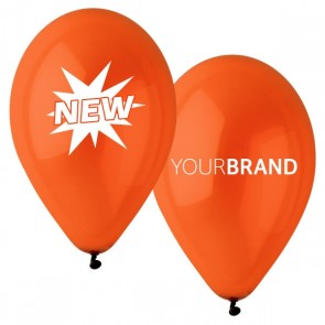 New Printed Latex Balloons
