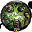 18 Inch Foil Balloon Zombie Party