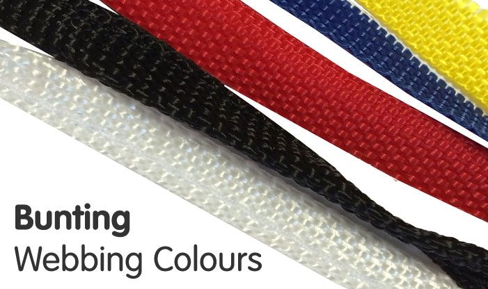 Choose Your Webbing Colour