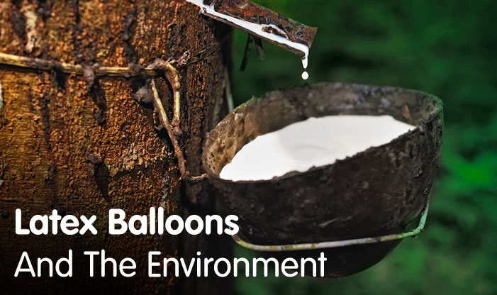 Latex Balloons & The Environment