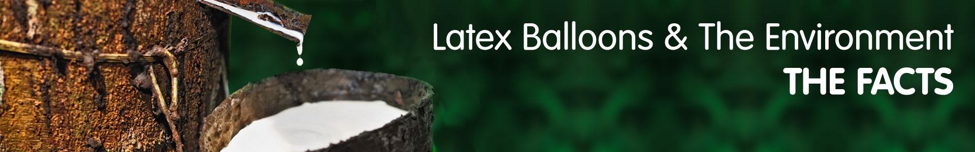Latex Balloons & The Environment