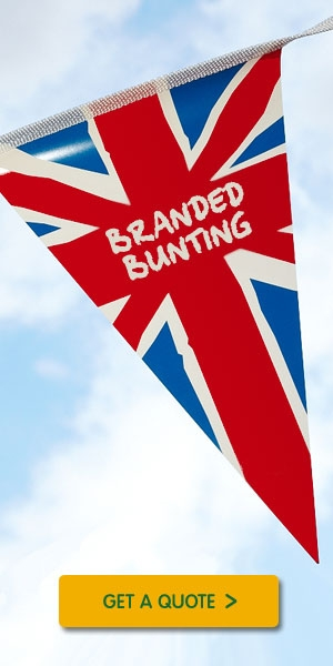Branded Bunting