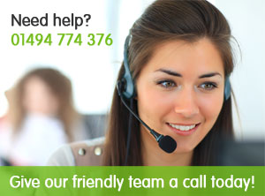 Call us for help 01494 774 376