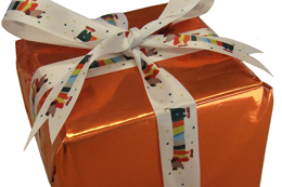 Custom Gift Ribbon