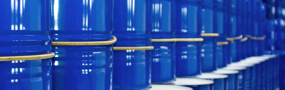REACH Chemical Barrels