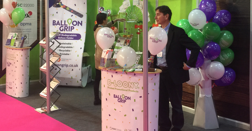 B-Loony Exhibiting at Merchandise World 2019
