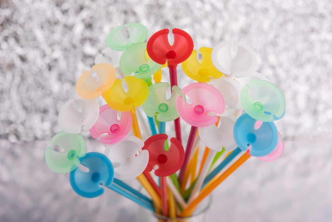 Plastic Balloon Sticks Banned