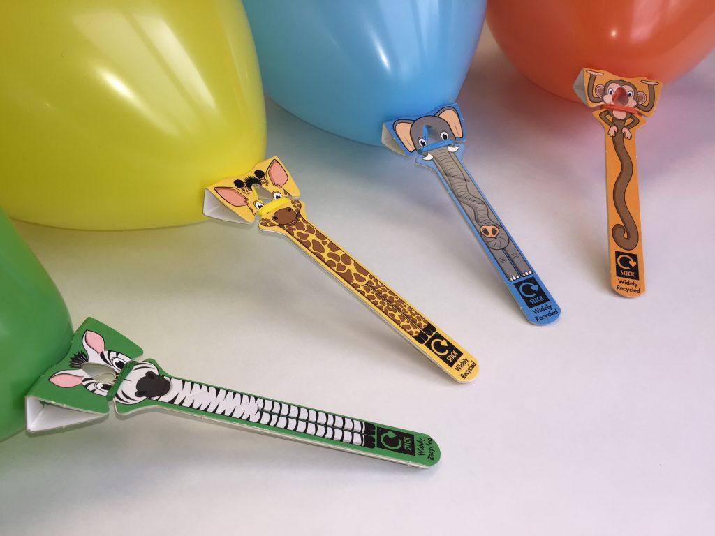 BalloonGrip Balloon Holders